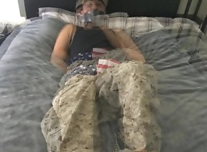 latin;photo-compilation;usmc;bondage;cuffs;gagged;ballgag;scruffy-guy;boots;hogtied;bare-feet;barefoot;boxers;veterans-day;bandana;blindfold,Latino;Solo Male;Gay;Hunks;Amateur;Military;Feet;Verified Amateurs Photo-essay in a...