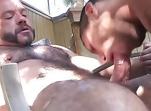 Bears (Gay);Big Cocks (Gay);Group Sex (Gay);Muscle (Gay);Old+Young (Gay);HD Gays 4some bearfuck