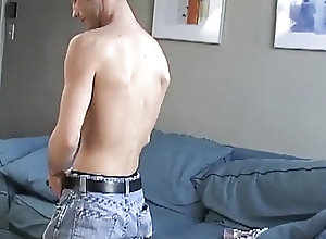 Amateur (Gay);Striptease (Gay);HD Gays Hot Crooked Cock...