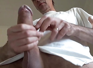 Amateur (Gay);Big Cocks (Gay);Daddies (Gay);Masturbation (Gay) A Lot Mass Of Cum