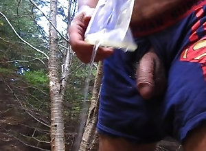 condom;piss;pissing;peeing,Fetish;Solo Male;Gay;Hunks;Amateur;POV;Verified Amateurs Pissing in a...