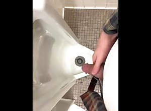 piss-play;urinal;desperate;restroom,Euro;Twink;Fetish;Solo Male;Gay;Public;Amateur;Verified Amateurs Peeing In Public...