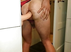 Masturbation (Gay);Sex Toys (Gay);HD Gays Dildo