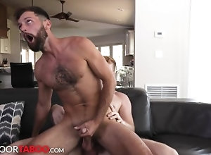"nextdoortaboo;family-roleplay;taboo;step-brother;pov;bareback;pov-blowjob;step-fantasy;gay-stepbrother;legs-over-head;riding-dick;gay-sex;gay;face-fuck;dacotah-red;andre-grey,Bareback;Blowjob;Big Dick;Gay;Reality;Jock;POV;Step Fantasy;Tattooed Men ""If I Just..."