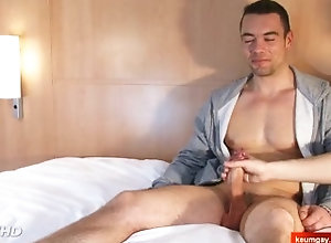 keumgay;big-cock;european;massage;gay;hunk;jerking-off;handsome;dick;straight-guy;serviced;muscle;cock;get-wanked;wank,Massage;Euro;Muscle;Big Dick;Gay;Hunks;Straight Guys;Handjob;Jock French sport dad...
