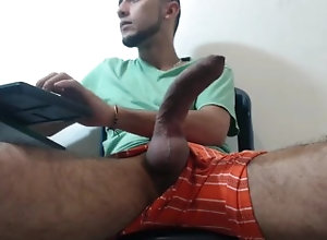 soldier;huge;cock;big;cock;big;cumshot;big;cum;load;masturbation;squirt;latina,Solo Male;Gay Shot Big Cum