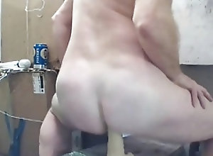 Gaping (Gay);Masturbation (Gay);Sex Toys (Gay);HD Gays;Butt Toys;White Butt;Fun;Butt;White Joey D smooth...