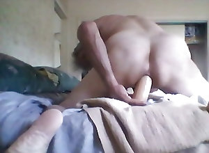 Amateur (Gay);Sex Toys (Gay);Dildo Play;Play dildo play