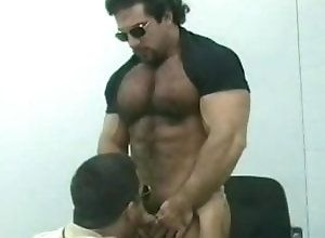 Gay,Gay Bear,Gay Muscled,Gay Blowjob,gay,men,bear,muscled,blowjob,uniform,gay porn,prison Hot Gay Bear Blowjob