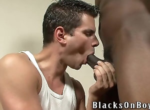 blacksonboys;interracial;black;ebony;gay;big-dick;black-cock;blowjob;hardcore;cumshot;facial;threesome,Big Dick;Gay;Interracial Diablo Gets To...
