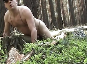 Men (Gay);Twinks (Gay);Outdoor (Gay);Fallen;Humping Humping a fallen...