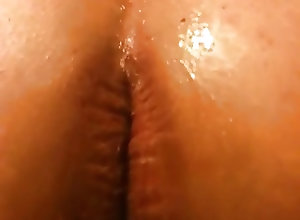Gaping (Gay);Sex Toys (Gay);Hole;Taking Close up me...