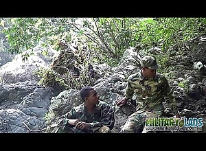 sucking,outdoor,blowjob,uniform,oral,gay,twink,military,latino,gay Army boys scout...