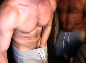 Gay Porn (Gay);Muscle (Gay);Cam Couple;On Cam;Couple Couple on cam