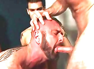 Bareback (Gay);Cum Tributes (Gay);Daddies (Gay);Double Double Fuck with...
