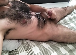 hairy;cumshot;chest;hair;huge;load;middle;eastern;handjob;masturbation;thick;cum;cum;explosion;massive;cumshot;long;orgasm,Solo Male;Big Dick;Gay;Bear;Amateur;Handjob;Cumshot Huge load on...