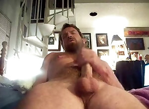 hairy;beard;ginger;redhead;daddy-roleplay;roleplay;cum;cumshot;big-cock,Daddy;Solo Male;Big Dick;Gay;Amateur;Mature;Cumshot;Step Fantasy;Verified Amateurs Uncle Will shoots...