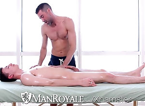 Gay Porn (Gay);Big Cocks (Gay);Blowjobs (Gay);Massage (Gay);Man Royale (Gay);VR Porn;360;HD Gays;Rub Down;Oiled Massage;Oiled up;Massage Fuck ManRoyale - Rub...