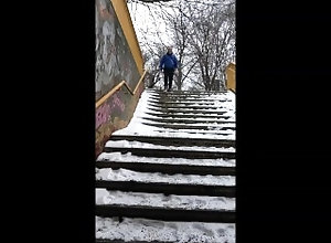 public;outside;piss;outdoor;snow;mooning;flashing;exposed;beard;cockring;risky;urban;ice;exhibitionist;freezing-cold-snow;berlin,Daddy;Solo Male;Gay;Public;Handjob;Uncut;Verified Amateurs 1ncandenza wanks...