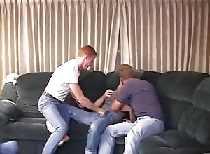 Group Sex (Gay);Satisfy;Trying exotic gay zander...