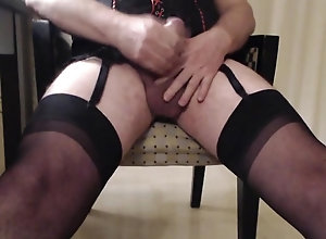 Men (Gay);Amateur (Gay);Crossdressers (Gay);Handjobs (Gay);Masturbation (Gay);Stockings and Suspenders;Suspenders Amature CD...