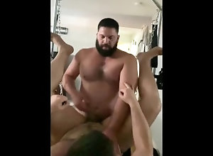 big-cock;beefy;breeding;hard-rough-sex;sling;aggressive-sex;hairy;shaking-orgasm;masculine;beefy-muscle;stud;hard-anal-pounding;bearded-guy;hardcore-anal;raw,Bareback;Big Dick;Gay;Bear;Creampie;Rough Sex;Chubby;Verified Amateurs Beefy bear...