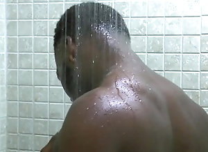 breeditraw;chinoblacc;blackrayne;solo;masculine;muscular,Black;Solo Male;Gay Chino Blacc in...