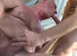 pantheonproductions;hairy;gay-creampie;gay-rimming;breeding;silver-daddy;ass-eating;cock-worship;raw-fucking;gay-cock-sucking;hotoldermale;poolboy;bubble-butt;hairy-daddy;bald-guy;bareback,Bareback;Daddy;Blowjob;Gay;Bear;Creampie;Jock;Mature;Cumshot Horny Daddy Fucks...