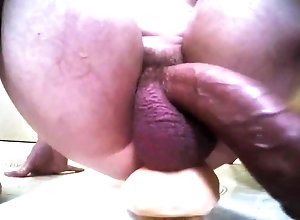 HD Videos;Shower Dildo;Men (Gay);Amateur (Gay);Big Cocks (Gay);Sex Toys (Gay) shower dildo