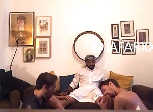 big-cock;surprise-threesome;homemade-threesome,Bareback;Twink;Blowjob;Big Dick;Pornstar;Group;Gay;Interracial;Amateur;Rough Sex;Feet,Jafarxxxx Part 2 Threesome...