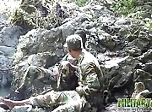 Twinks (Gay);Blowjobs (Gay);Latin (Gay);Military (Gay);Outdoor (Gay);Military Lads (Gay);Outdoors;Hard Army boys scout...