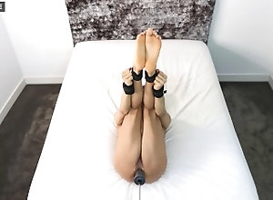 bdsm;bondage;tied-up;tied-up-fucked;fetish;anal;deep-anal;bound;submissive;feet;ass-fuck;missionary;fucking-machines;fucking-machine;sex-machine;bound-gagged,Solo Male;Gay Tied Up For Deep...