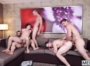 HD Videos;In Vegas;Wildest;Men (Gay);Gay Porn (Gay);Group Sex (Gay);Men Channel (Gay) Wildest gay orgy...
