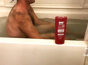 bathtub-fetish;wet-look;gay-oriented;homoerotic;underwater-fetish;ignore;non-erect;water;asmr;splashing-sounds;hold-breath;hot-hairy-stud;erotic-nude;nude-male;adam-castle;water-sounds,Fetish;Solo Male;Gay;Bear;Amateur Post Florida Body...