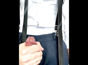 big-cock;big-dick;huge-dick;huge-cock;arab;middle-eastern;suit;suit-and-tie;tie;white-shirt;spit;button-down;saliva;precum;cum,Solo Male;Gay Big cock &...