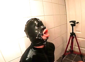 submissive;frozen-cum;wet;piss-drinking;amateur-cum-swallow;cum;cum-swallow;piss-in-mouth;piss;open-mouth-gag;mouth-gag;latex-bdsm;big-cock;cock-sucking;teen-boy;norsk,Daddy;Twink;Fetish;Gay;Amateur;Uncut;Rough Sex;Mature;POV Sub Sissy eat...