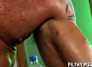 filthypisspigs;big-cock;hunk;muscle;fetish;hardcore;facial;anal;rimming;dildo;anal-play;pissing;big-dick,Fetish;Blowjob;Big Dick;Gay;Hunks;Rough Sex;Cumshot Golden shower for...