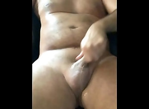shaved-balls;cumshot;cum;cock;jerkoff;shaved-asshole;moaning;jacking-off;balls;sac;jizz,Solo Male;Gay Close up...