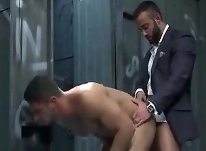 Glory Holes (Gay) Its hot in here