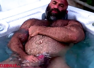 big-cock;hot-tub-sex;beefy;thick;solid;massive;hairy;beard;muscle-bear;musclebear;musclebull;stroke;massive-fat-cock;huge-muscle;bear;huge-balls,Daddy;Muscle;Solo Male;Big Dick;Gay;Bear;Hunks;Handjob;Jock;Tattooed Men BIG BEEFY...