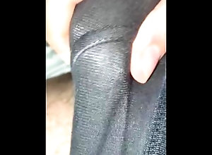 hot;bear;teasing;hairy;gay;pubes;hairy-cock;bush;big-cock,Solo Male;Gay teasing my thick...