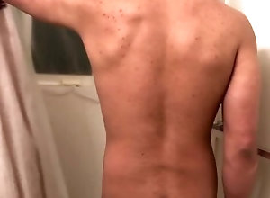 shower;alone;sex-toys,Latino;Solo Male;Gay;Amateur;Handjob;Uncut;Cumshot;Chubby;Verified Amateurs How to train to...