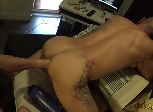 fisting;huge-dildo;double-anal;big-ass;fetish;gaping;threesome;amateur;big-cock;muscle;domination;tattoo,Twink;Muscle;Fetish;Big Dick;Group;Gay;Rough Sex;Tattooed Men;Verified Amateurs SUMMER THREESOME...