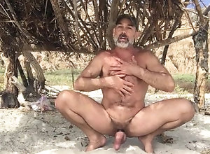tantra;masturbation;bator;jackoff;daddy;instructional;solosex;edging;stroking;gaytantra;outdoors;naturist;nudebeach;tantric;big-cock;old,Solo Male;Pornstar;Gay,Will Tantra BIG DICK TANTRA...