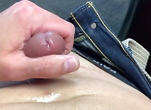 office;work;cum-play;ruined;bisexual-male;gay;ruined-orgasm;bisexual;masterbating;at-work;bi-male;cum;cum-as-lube,Solo Male;Exclusive;Verified Amateurs RISKY: Using Cum...