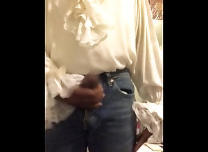 jerking-off;cum;jeans-pirate-shirt;blue-jeans;pirates-shirt,Solo Male;Gay Cums with ruffles...