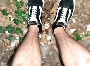 piss;pissing;wet;wetting;clothes;wetlook;piss-jeans;pee-jeans;omorashi;pee-desperation;male-pee-desperation;desperation-wetting;wet-clothes;soaking;pissing-public;nature,Solo Male;Gay Wetting My Jeans...