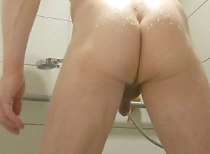 ass-fuck;kink;orgasm;squirting;big-cock;public;outside,Solo Male;Gay Self enema prior...
