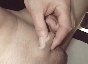 Men (Gay);Masturbation (Gay);Small Small cock 6