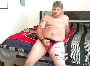 sexy;chubby;dad-bod;underwear;thong;male-thong,Daddy;Solo Male;Gay;Bear;Straight Guys;Amateur;Mature;Chubby;Tattooed Men Dad bod showing...